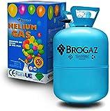 Helium Ballongas Einweg Heliumflasche XL 250 Liter für 30 Luftballons