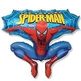Ballonim® Spider - Man Marvel Amazing ca. 80cm Luftballons Folienballon Party DekorationGeburtstag
