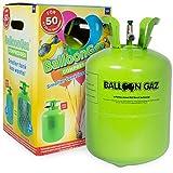 Folat - Heliumflasche 50 Ballons Ballongas