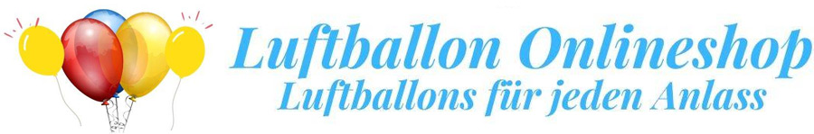 luftballons onlineshop website logo