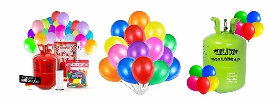 Luftballon Helium