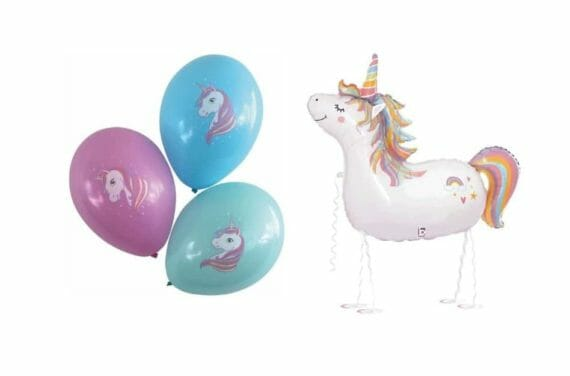 Einhorn Luftballons