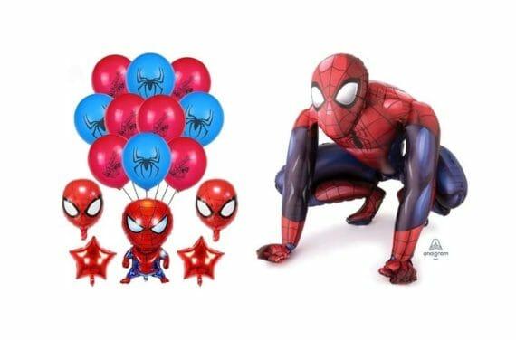 Spiderman Luftballons