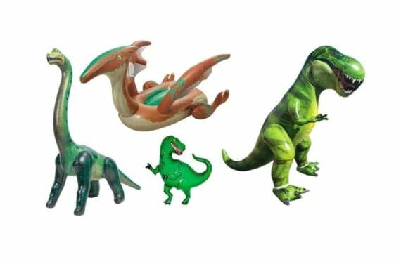 Dinosaurier Luftballons