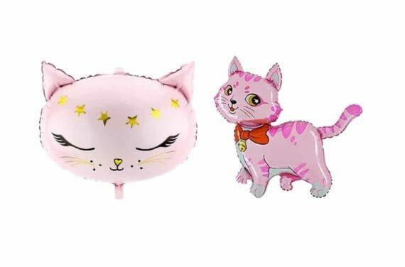 Katze Luftballon