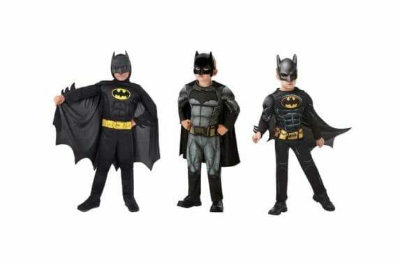 Batman Kostüm für Kinder
